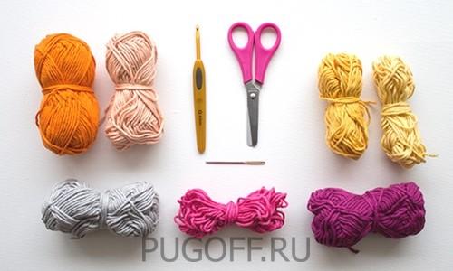 Вязание пуговиц. Как связать пуговицу крючком?