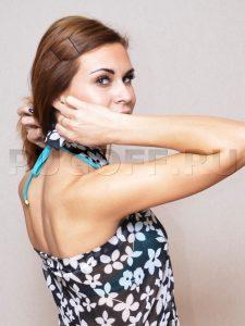Фотогалерея - использование пуговиц для платков