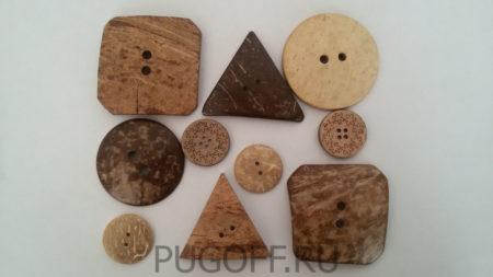 История пуговиц, виды, формы, применение